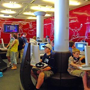 Интернет-кафе Выборга
