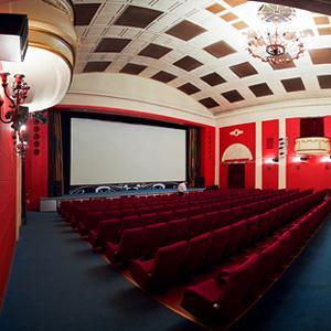 Кинотеатры Выборга