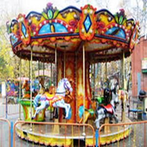 Парки культуры и отдыха Выборга