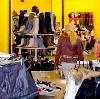Магазины одежды и обуви в Выборге