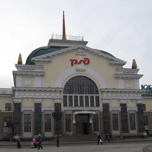 Железнодорожные вокзалы Выборга